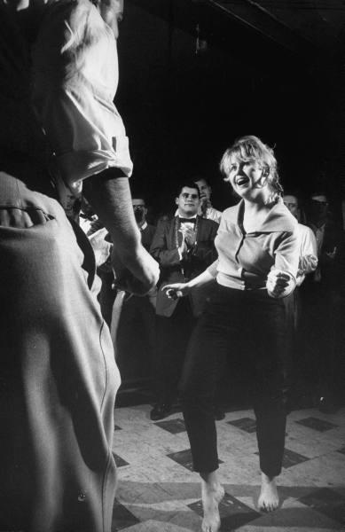 aprendo a bailar